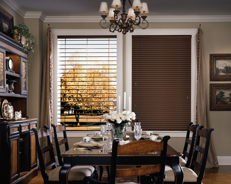 Hunter Doulgas Reveal Metal Blinds