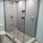 Custom 10mm Tempered Shower installed in Fort St. John, BC