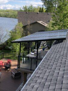 Deck Roof