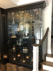 Glass Display